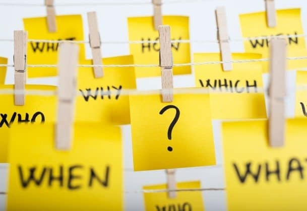 Why B2B Telemarketing companies use open questions