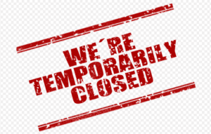 Our offices are temporarily closed